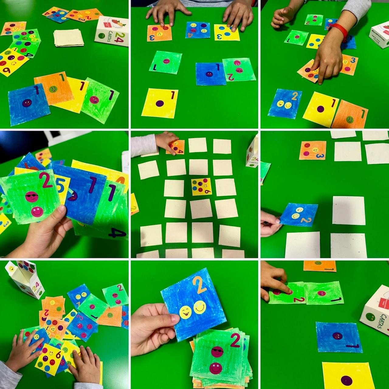 30 Y Y Mama 6 Juegos Para Ninos Baraja De Cartas Diy