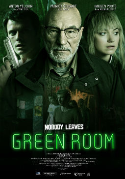 Green Room (2016) ταινιες online seires oipeirates greek subs