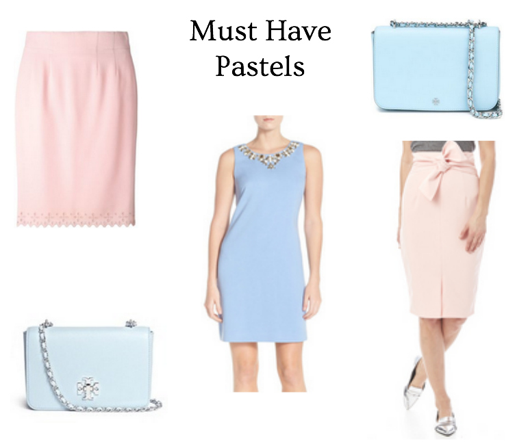 office appropriate dresses and pencil skirts