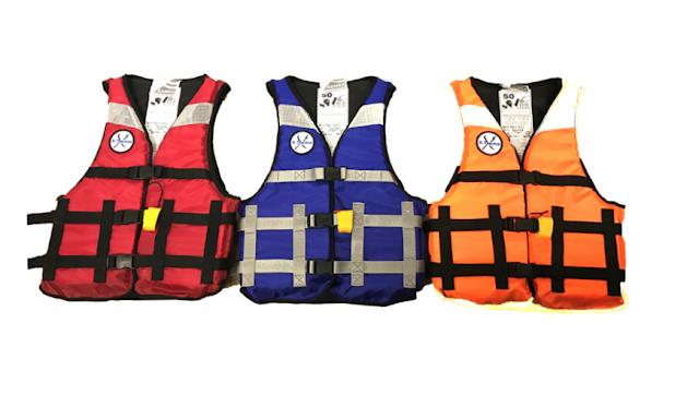 Legend Kayak Life Vests