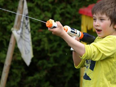Kinder wasserpistole testsieger