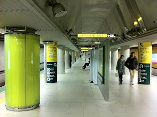 Iidabashi Station, Tokyo