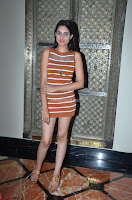 Actress Nikhita in Spicy Small Sleeveless Dress ~  Exclusive 029.JPG