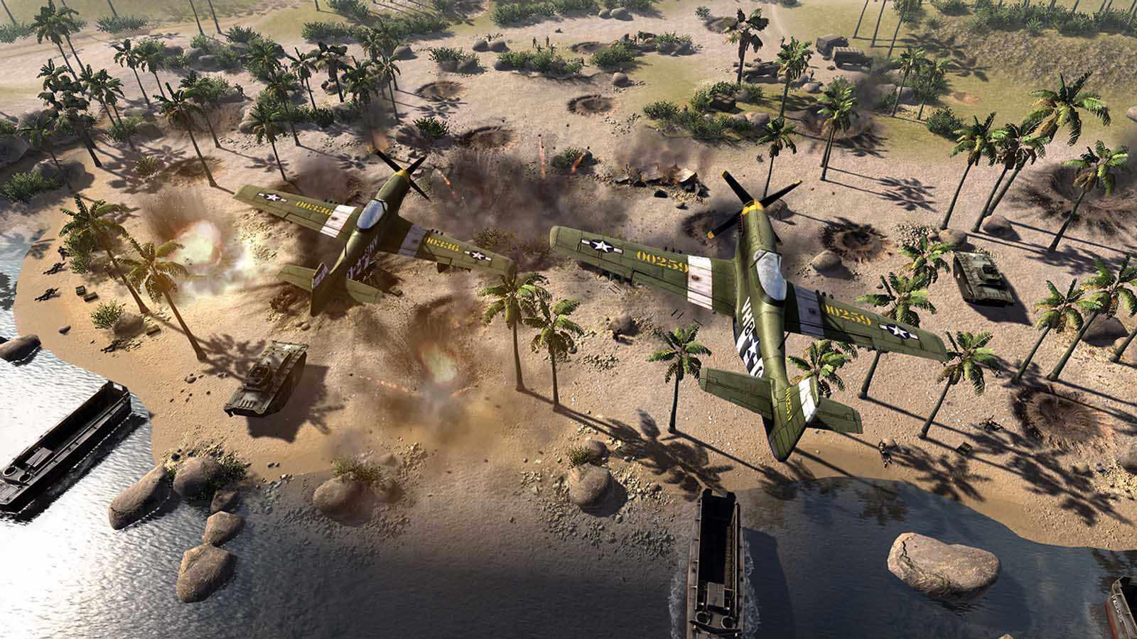 تحميل لعبة Men Of War Assault Squad 2 مضغوطة كاملة بروابط مباشرة مجانا