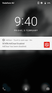 AdClear by seven networks