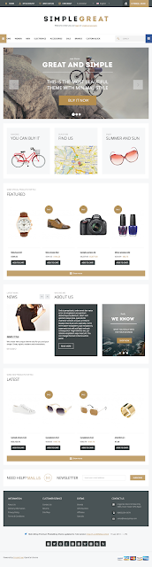 Premium WordPress WooCommerce theme