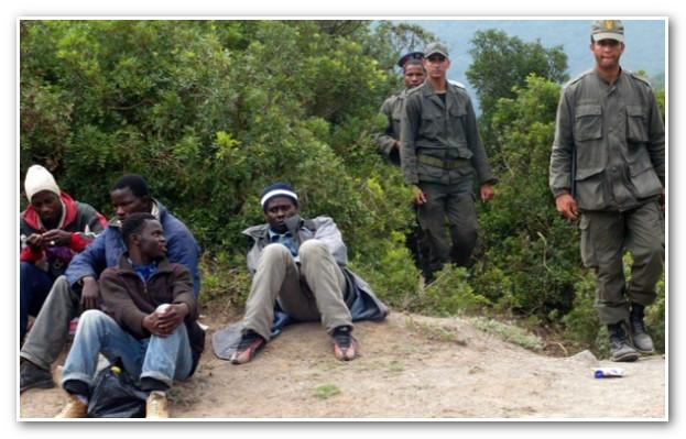 المغرب ينشر 13 ألف عنصر أمن لمحاصرة الهجرة السرية بكلفة 200 مليون يورو !