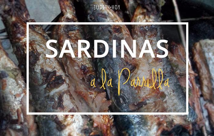 sardinas a la parrilla
