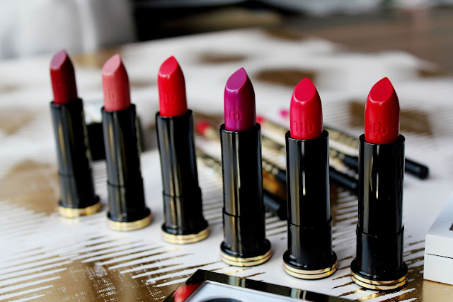 Urban Decay x Gwen Stefani Lipstick Review