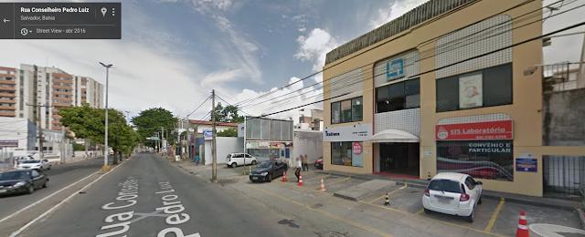 Homens fardados assaltam lotérica no bairro do Rio Vermelho, em Salvador