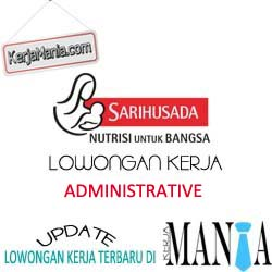 Lowongan Kerja Administrative Sarihusada