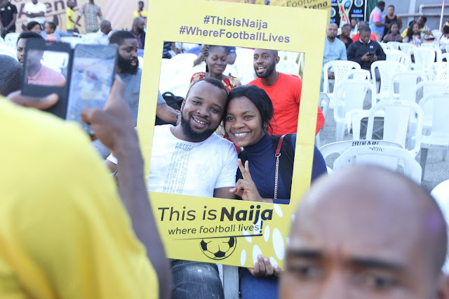 How Nigerians connected with football?s greatest spectacle over the last month