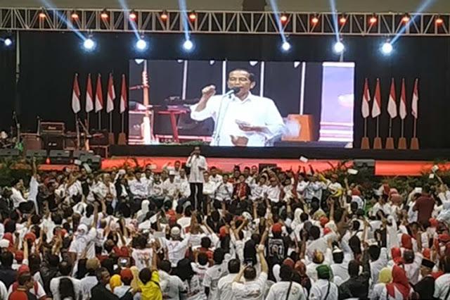 Jokowi Kampanye dengan Semangat Ken Arok, Ini Tanggapan Telak Netizen