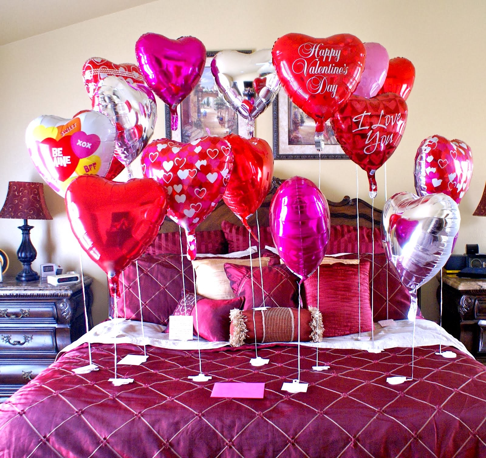 SOMETHING SPECIAL TO YOU Malaysia Wedding One-stop Shop: Valentine's Day  Balloon & Gift Delivery