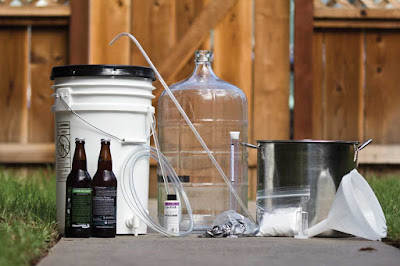 Homebrewing fun - Good Reasons & the Equipment you need