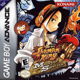 Rom de Shaman King: Master of Spirits - GBA - PT-BR - Download