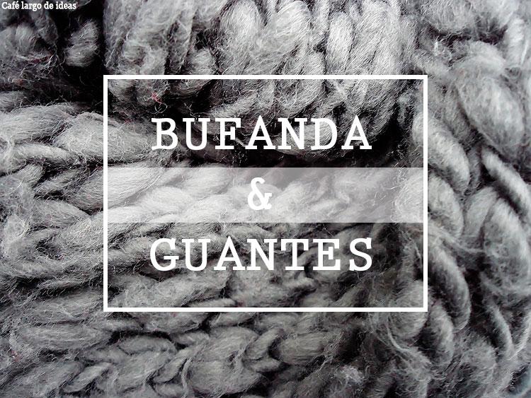 Crea tu bufanda y guantes de lana