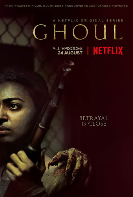 Ghoul, Radhika Apte, Netflix Original Indian Horror Series