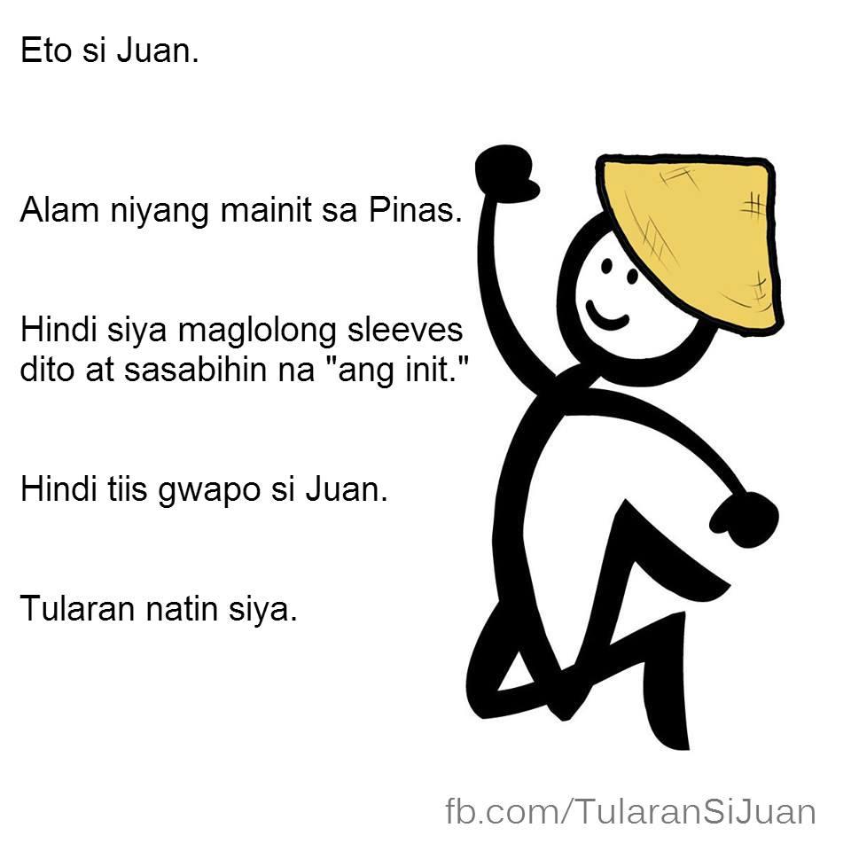 Tularan si Juan meme 3
