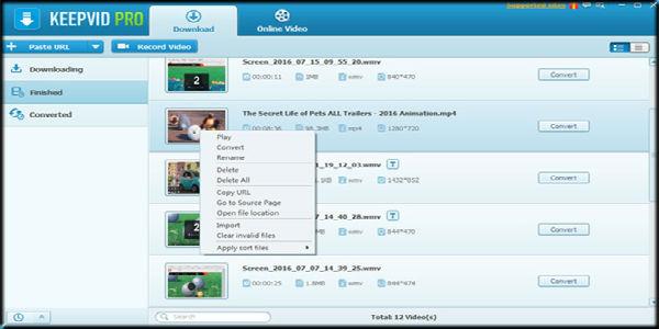 تحميل keepvid لتحميل الفيديوهات من اليوتيوب والفيسبوك ومواقع أخرى للاندرويد