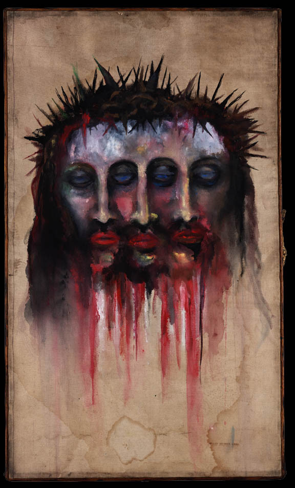 Marilyn Manson Art : narcissique marilyn manson paintings and steampunk bible ~ Hamham.info Haus und Dekorationen