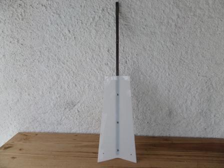 Orientador do gerador eólico