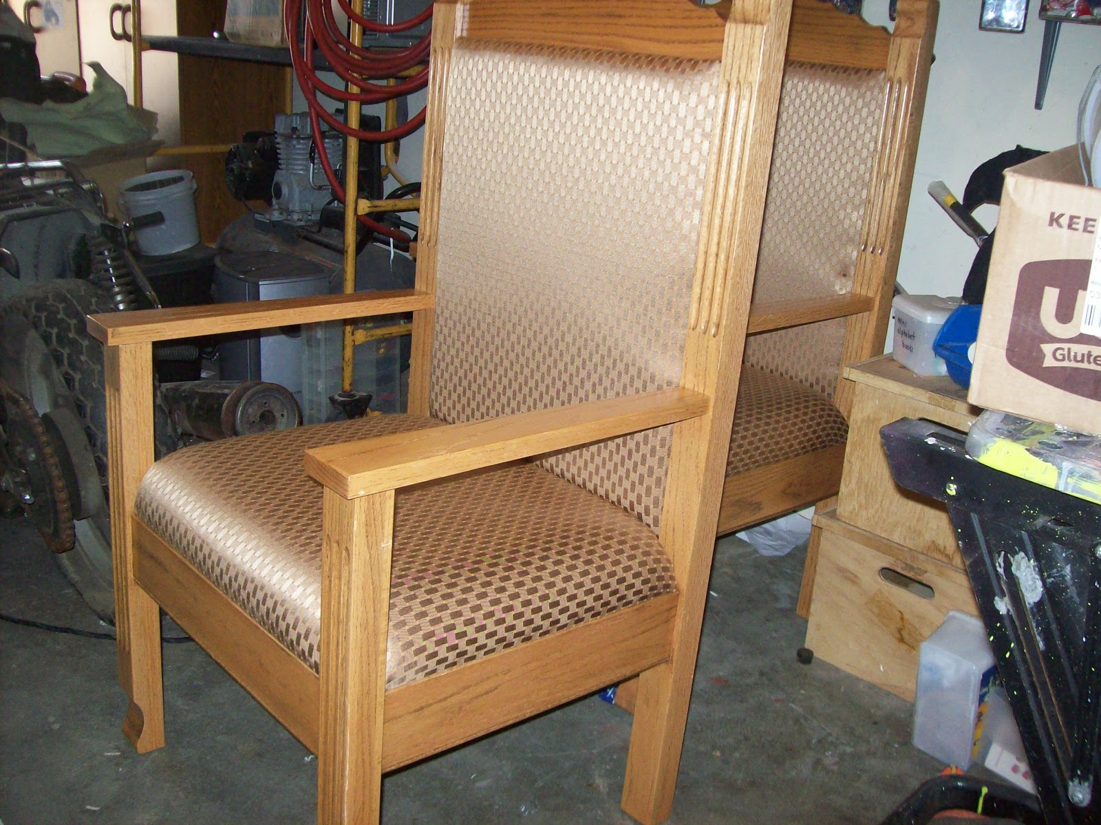 Church Items For Sale: 2 Pulpit Chairs For Sale