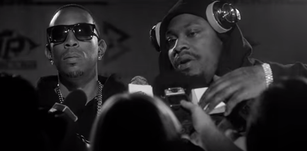"Ludacris ""Beast Mode"" music video feat. NFL Football Player Marshawn Lynch"