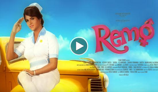 Remo Teaser   Siva Karthikeyan - HD Video Songs b topsy.one