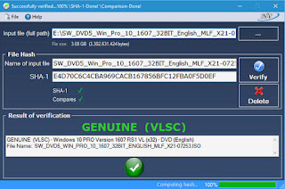 Windows and Office Genuine ISO Verifier 4.3.4 Portable FREE Download