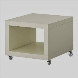 Tavolo Pieghevole Ikea Con Sedie.Tavolo Ikea Con Ruote