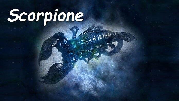 Oroscopo settembre 2019 Scorpione