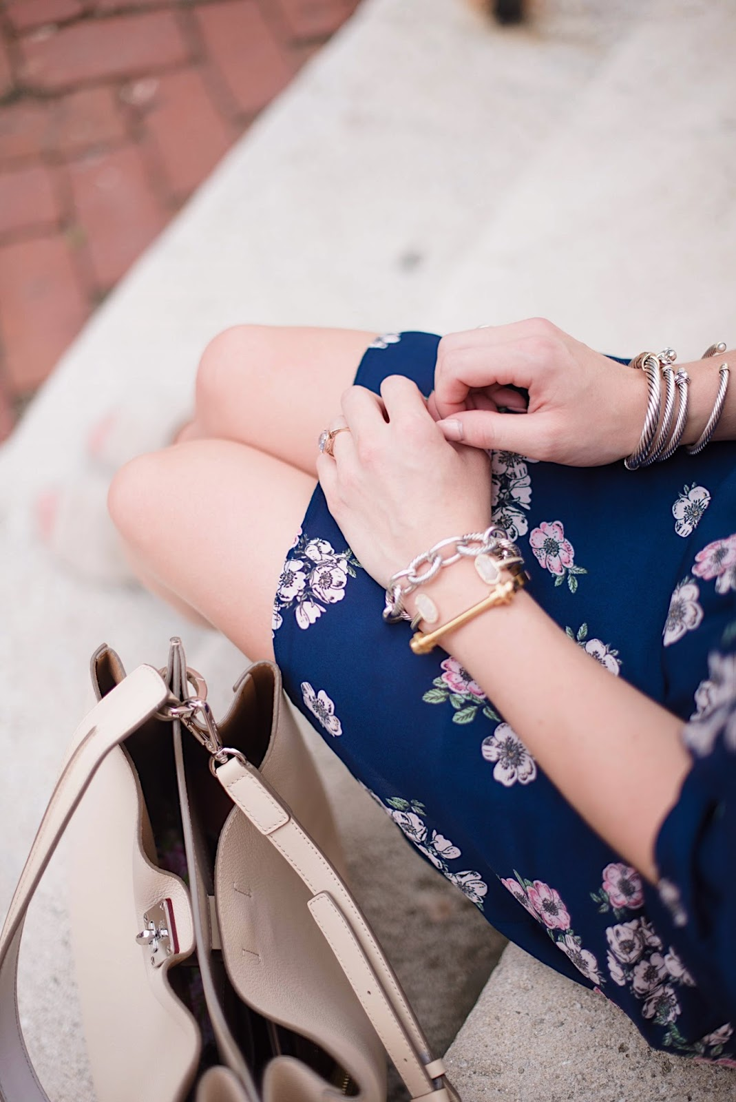 Kendra Scott & David Yurman - Click through to see more on Something Delightful Blog!