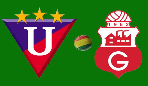 LDU Quito vs. Guabirá - En Vivo - Online - Copa Sudamericana 2018