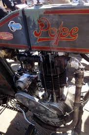 Pope V-Twin (1914) Exhaust Sound