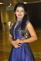 Tarunika Sing in Blue Ethnic Anarkali Dress 22.JPG