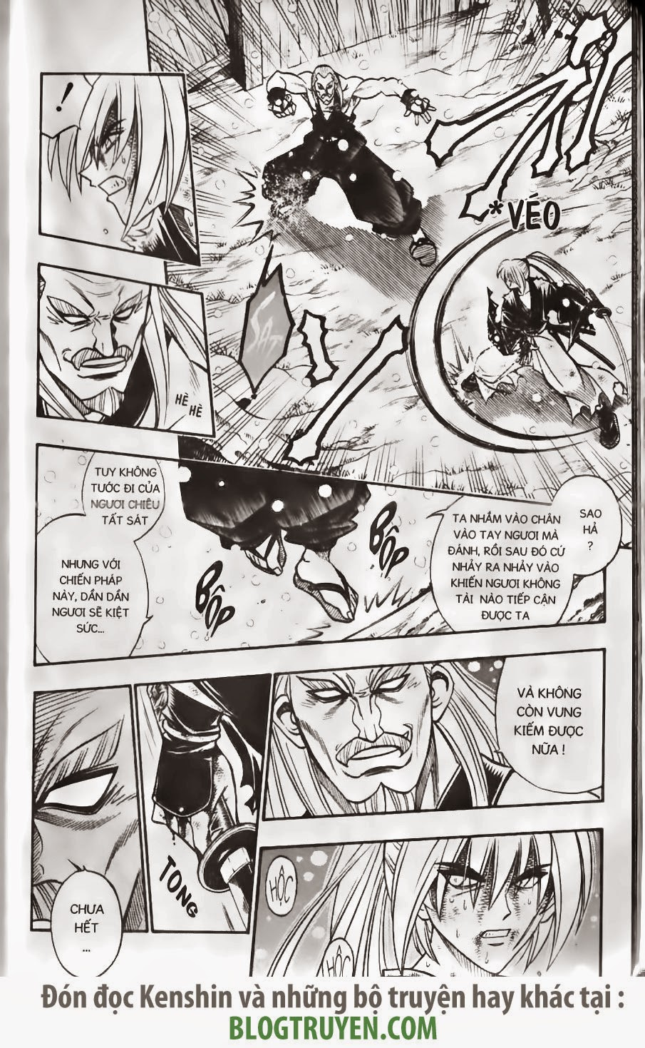 Rurouni Kenshin chap 178 trang 12