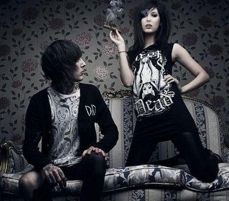 Cosmic Eyes: Drop Dead ClothingDrop Dead Clothing Ghost