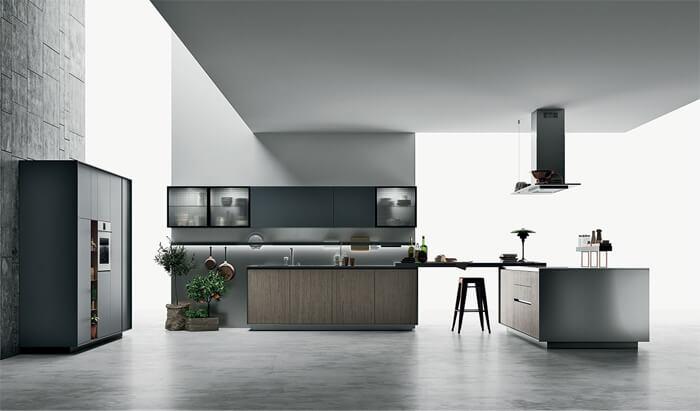 Cucina Soho di Doimo cucine