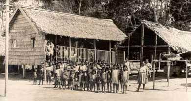 Povo Munduruku -1900 - 1