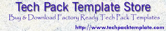 tech pack template