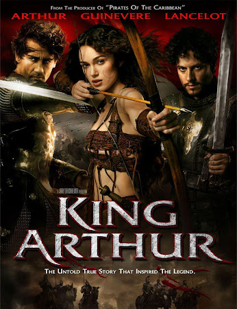Poster Of King Arthur 2004  In Hindi Bluray 720P Free Download