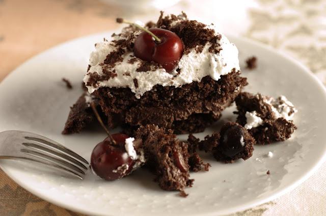 fettina di torta foresta nera