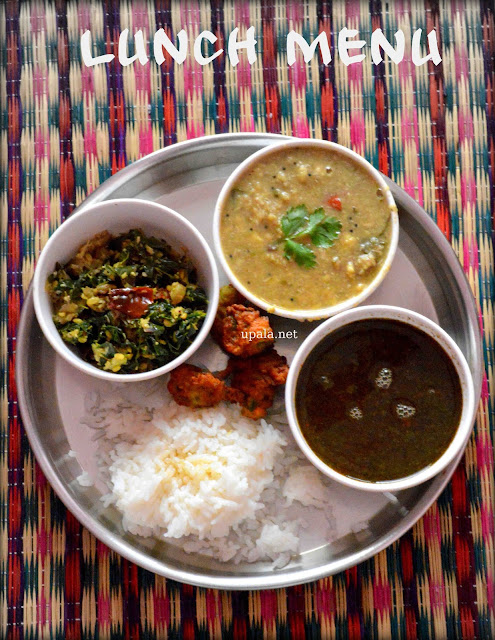 South Indian Lunch Menu-7