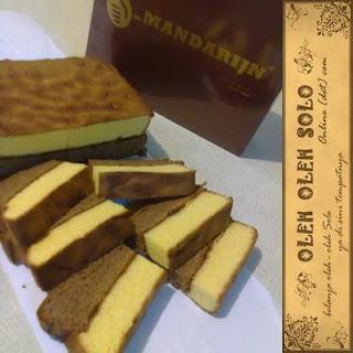 Resep Membuat Roti Lapis Mandarin Khas Solo