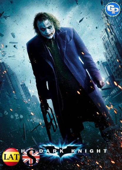 Batman: El Caballero de la Noche (2008) HD 720P LATINO/INGLES