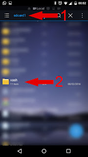 Xash3D Counter Strike Launcher Install Screenshot 1