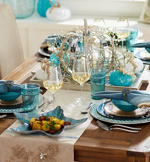 Everything Coastal....: 15 Ideas For Thanksgiving At The Beach