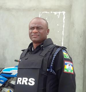 Police RRS Tunji Disu