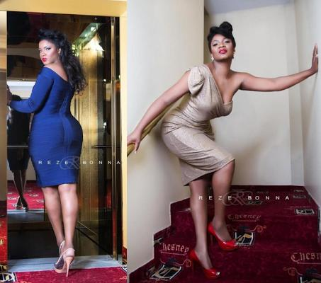 sexy pictures of omotola jalade